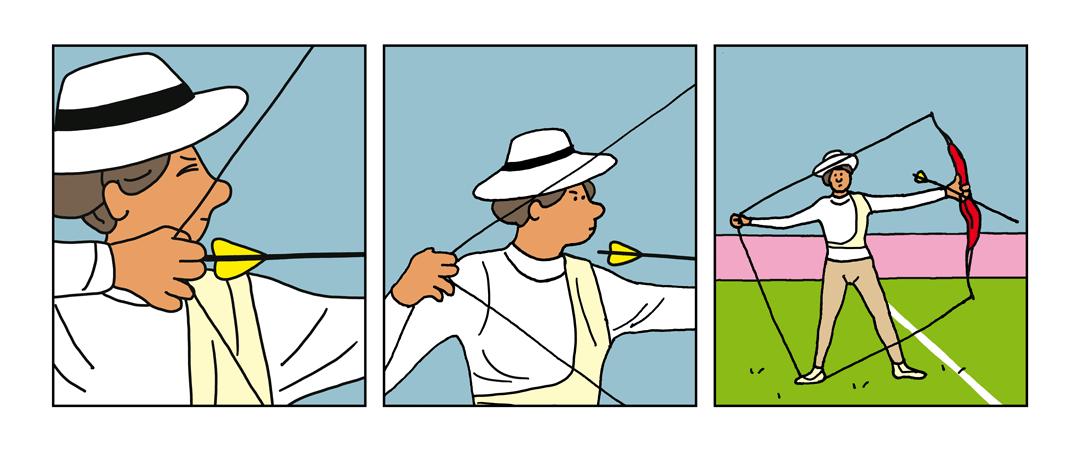 BD-Tir à l'arc