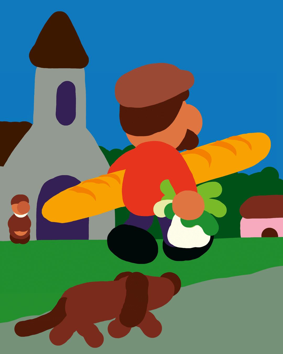 Illustration - Dimanche